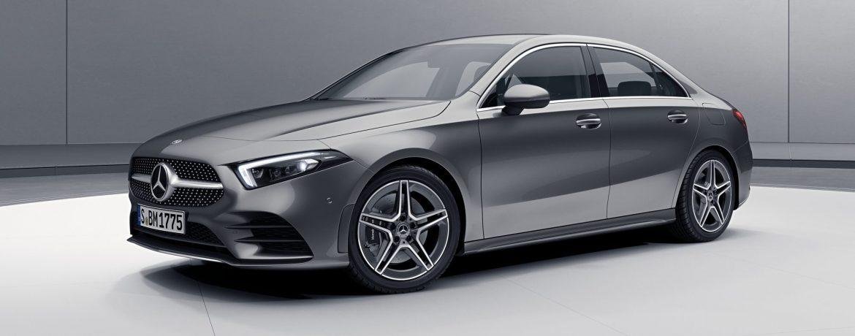 A Klasse Sedan: Dit Nye Dyt