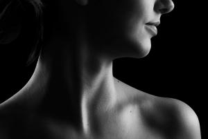 Fedtsugning af hals